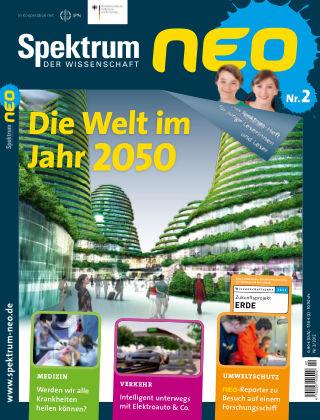 Spektrum - neo (eingestellt) Nr. 2 2016