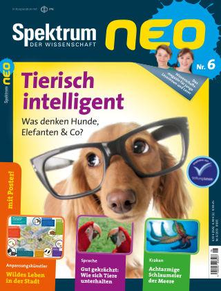 Spektrum - neo (eingestellt) Nr. 6 2016