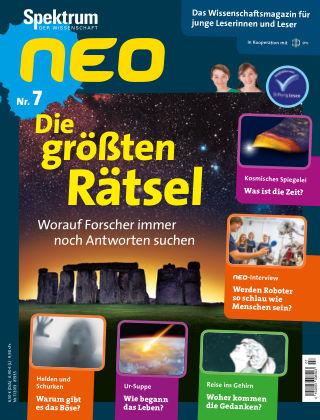 Spektrum - neo (eingestellt) Nr. 7 2016