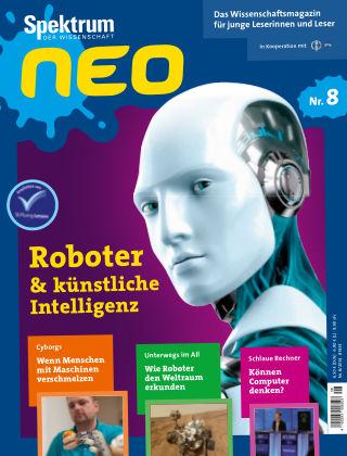 Spektrum - neo (eingestellt) Nr. 8 2016
