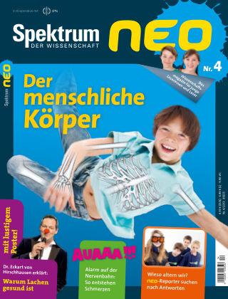 Spektrum - neo (eingestellt) Nr. 4 2016