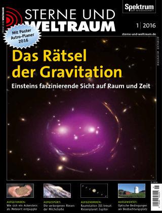 Spektrum - Sterne und Weltraum 01 2016