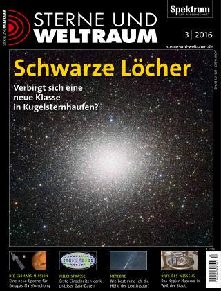 Spektrum - Sterne und Weltraum 03 2016