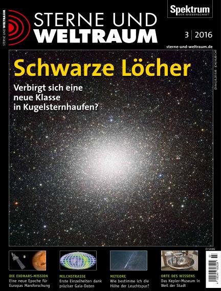 Spektrum - Sterne und Weltraum February 19, 2016 00:00