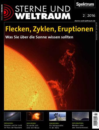 Spektrum - Sterne und Weltraum 02 2016