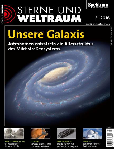 Spektrum - Sterne und Weltraum April 15, 2016 00:00
