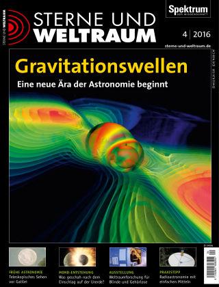 Spektrum - Sterne und Weltraum 04 2016