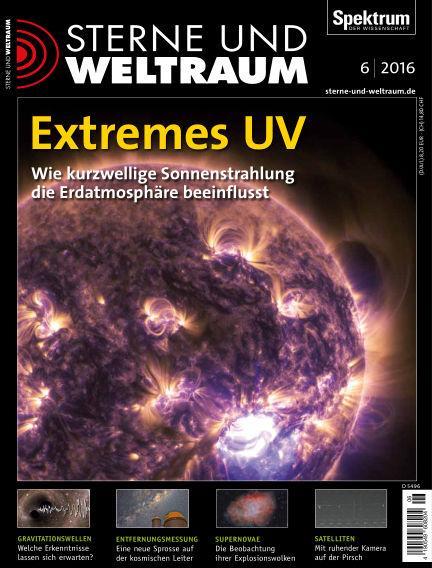 Spektrum - Sterne und Weltraum May 20, 2016 00:00