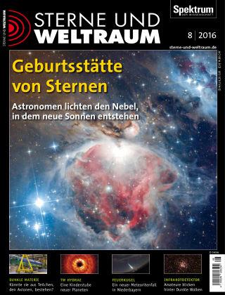 Spektrum - Sterne und Weltraum 08 2016