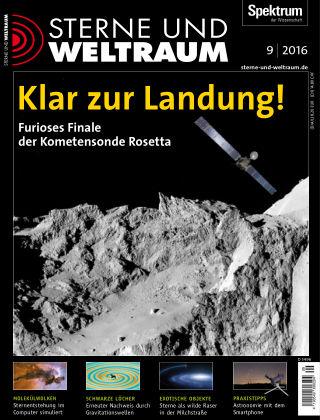 Spektrum - Sterne und Weltraum 09 2016