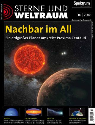 Spektrum - Sterne und Weltraum 10 2016