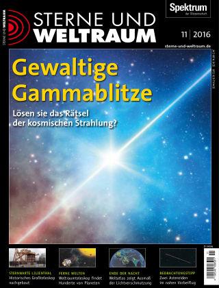 Spektrum - Sterne und Weltraum 11 2016