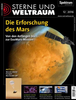 Spektrum - Sterne und Weltraum 12 2016