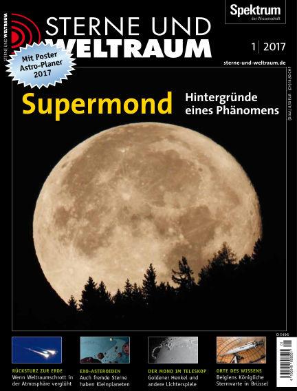 Spektrum - Sterne und Weltraum December 16, 2016 00:00