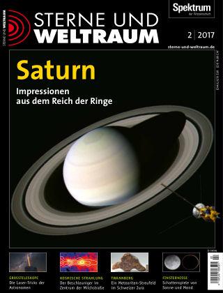 Spektrum - Sterne und Weltraum 2 2017