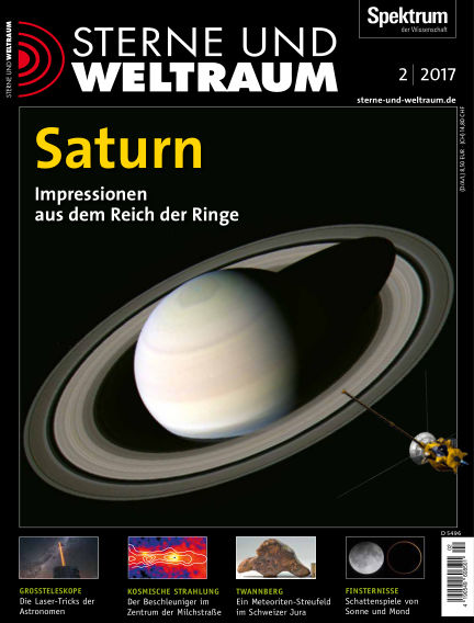 Spektrum - Sterne und Weltraum January 20, 2017 00:00