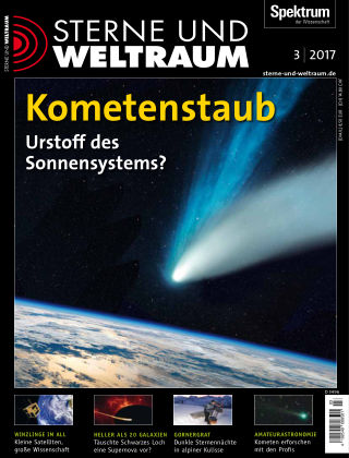 Spektrum - Sterne und Weltraum 3 2017
