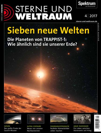 Spektrum - Sterne und Weltraum March 17, 2017 00:00