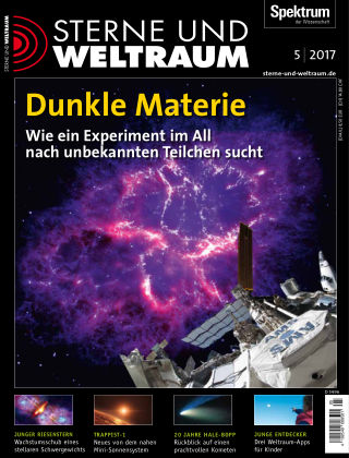 Spektrum - Sterne und Weltraum 5 2017
