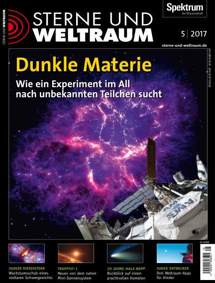 Spektrum - Sterne und Weltraum April 13, 2017 00:00