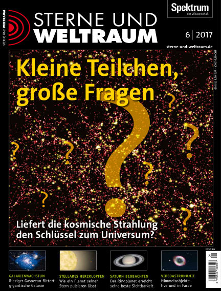 Spektrum - Sterne und Weltraum May 12, 2017 00:00