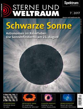 Spektrum - Sterne und Weltraum 7 2017