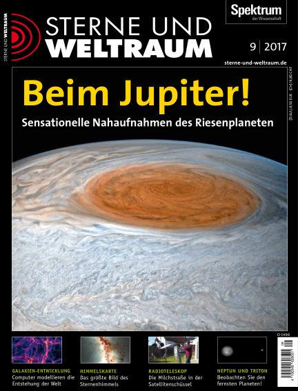Spektrum - Sterne und Weltraum August 11, 2017 00:00