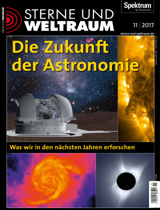 Spektrum - Sterne und Weltraum 11 2017
