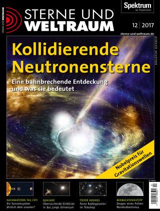 Spektrum - Sterne und Weltraum 12 2017