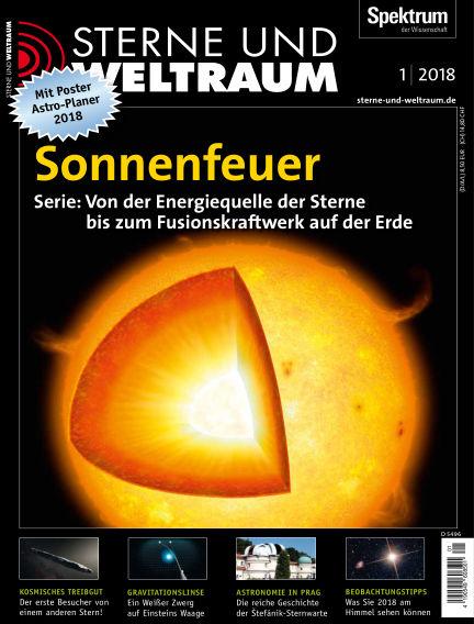 Spektrum - Sterne und Weltraum December 15, 2017 00:00