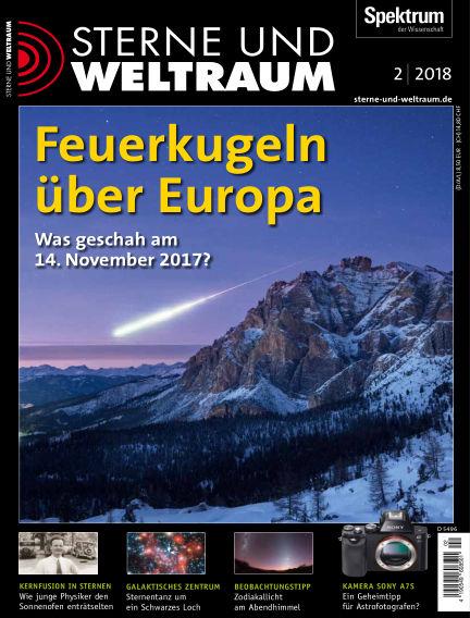 Spektrum - Sterne und Weltraum January 19, 2018 00:00