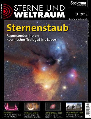 Spektrum - Sterne und Weltraum 3 2018