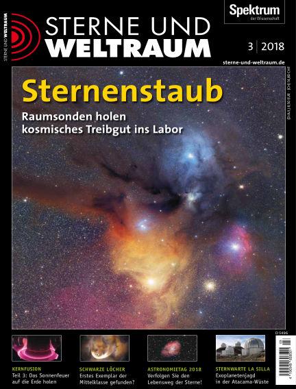 Spektrum - Sterne und Weltraum February 16, 2018 00:00