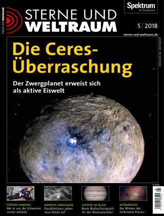 Spektrum - Sterne und Weltraum 5 2018