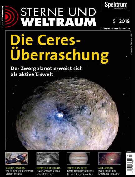 Spektrum - Sterne und Weltraum April 20, 2018 00:00