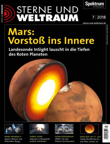Spektrum - Sterne und Weltraum June 15, 2018 00:00