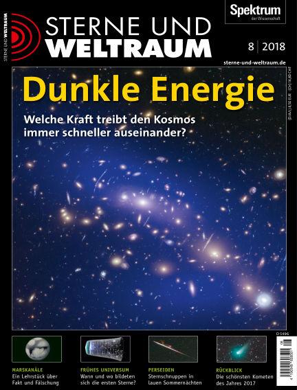Spektrum - Sterne und Weltraum July 13, 2018 00:00