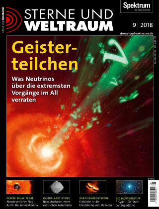 Spektrum - Sterne und Weltraum 9 2018