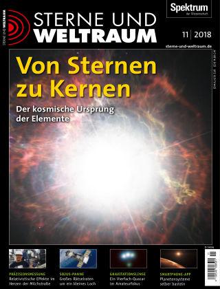 Spektrum - Sterne und Weltraum 11 2018