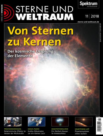 Spektrum - Sterne und Weltraum October 12, 2018 00:00