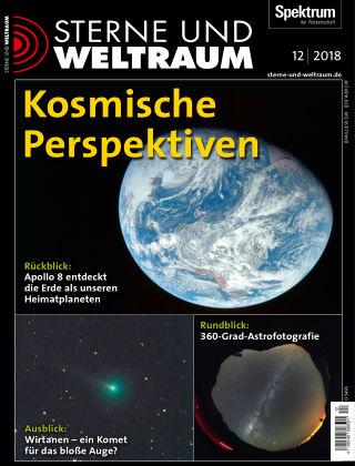Spektrum - Sterne und Weltraum 12 2018