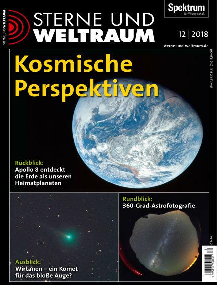 Spektrum - Sterne und Weltraum November 09, 2018 00:00