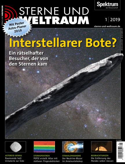 Spektrum - Sterne und Weltraum December 14, 2018 00:00