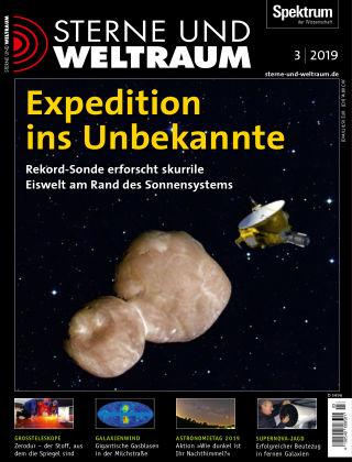 Spektrum - Sterne und Weltraum 3 2019