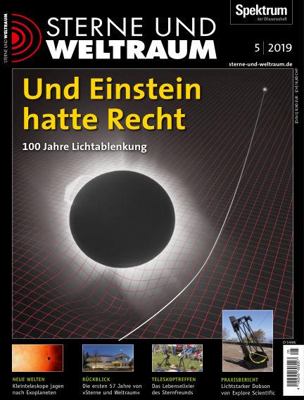 Spektrum - Sterne und Weltraum April 18, 2019 00:00
