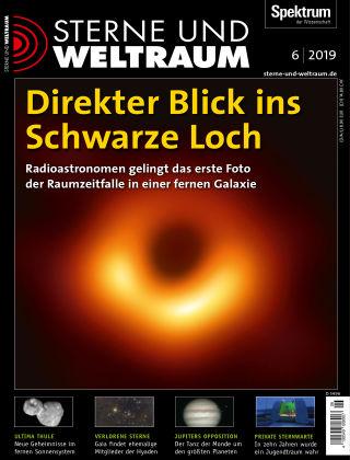 Spektrum - Sterne und Weltraum 6 2019