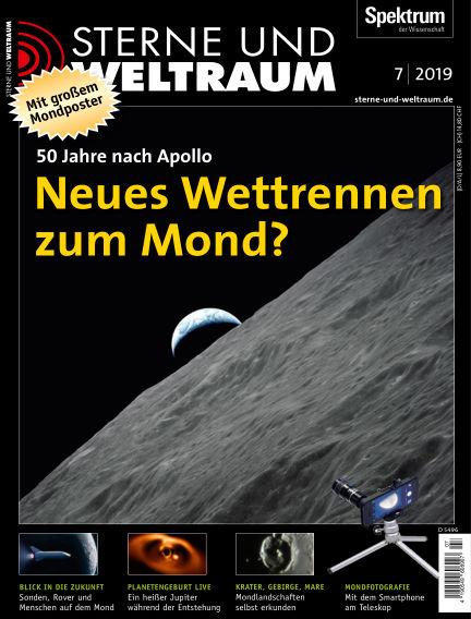 Spektrum - Sterne und Weltraum June 14, 2019 00:00