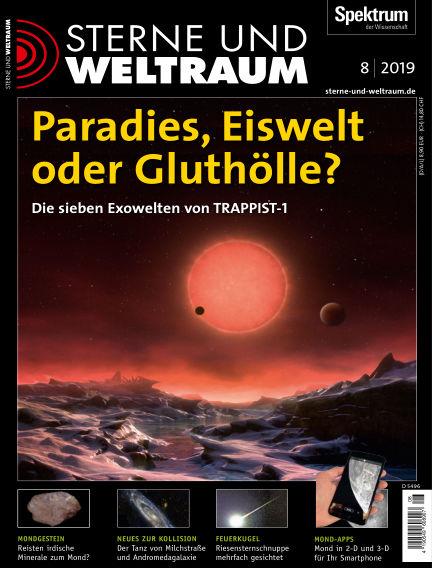 Spektrum - Sterne und Weltraum July 12, 2019 00:00