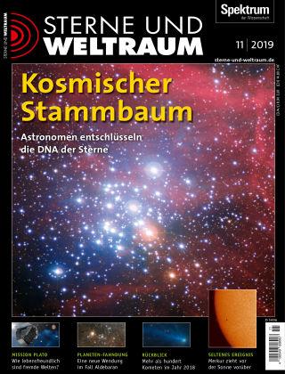 Spektrum - Sterne und Weltraum 11 2019