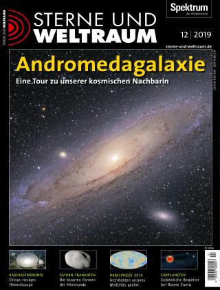 Spektrum - Sterne und Weltraum 12 2019